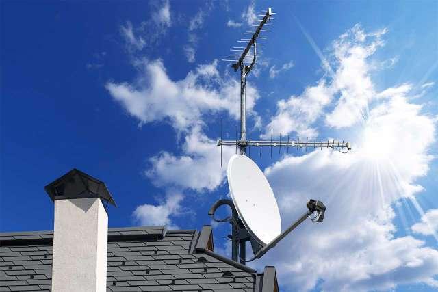 Imagen se reparan antenas tv y parabólicas