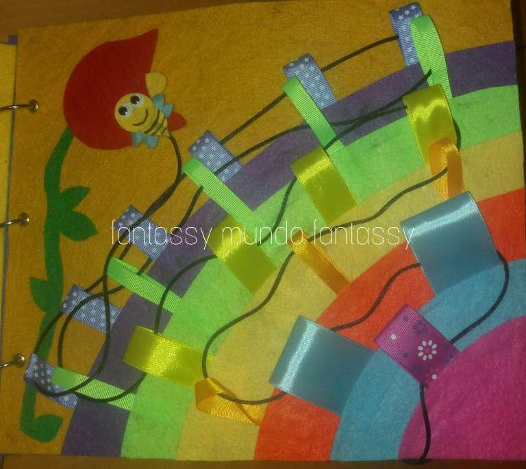 Imagen producto Quiet book (actividades) 2