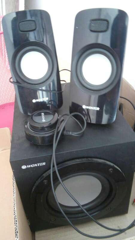 Imagen Altavoces - equipo sonido