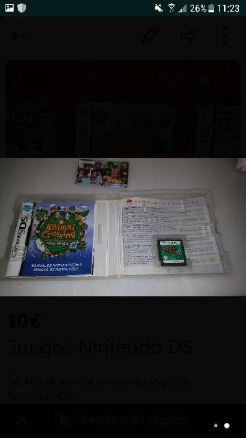 Imagen producto Nintendo DS + Juego 4