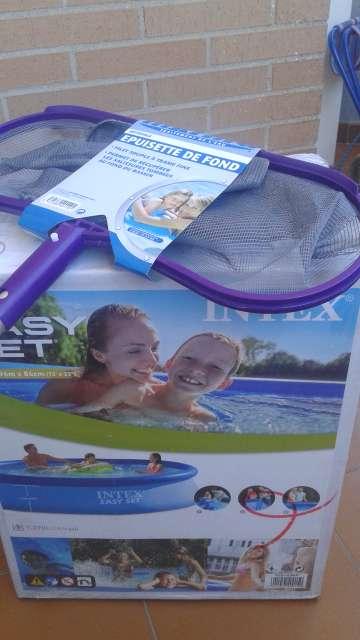 Imagen piscina Intex desmontable