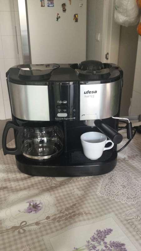 Imagen cafetera para dos cafes