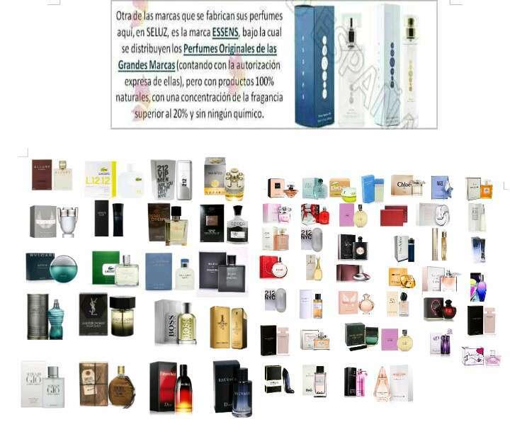 Imagen Perfume mujer y hombre 100% natural