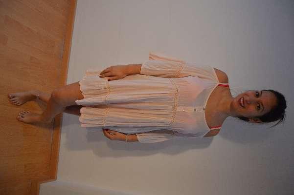 Imagen producto Vestido rosa boho  3
