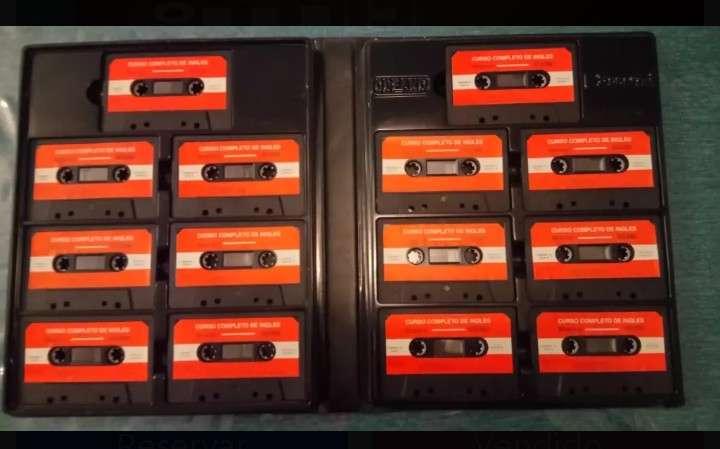 Imagen producto Curso de ingles en cassette 2