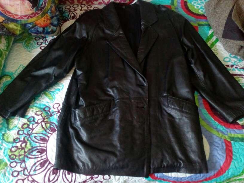 Imagen chaqueta  nueva 100% cuero
