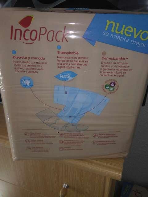 Imagen producto Pañales para adultos 6