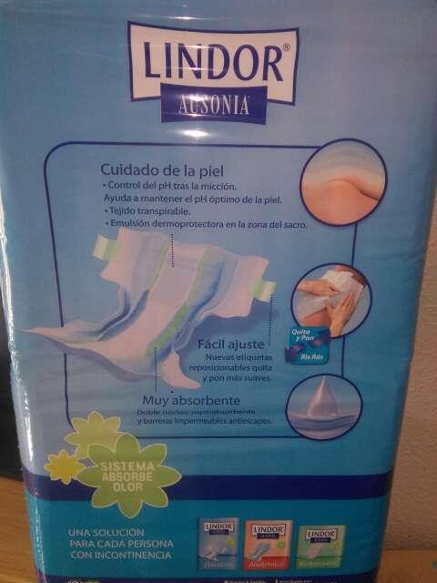 Imagen producto Pañales para adultos 5