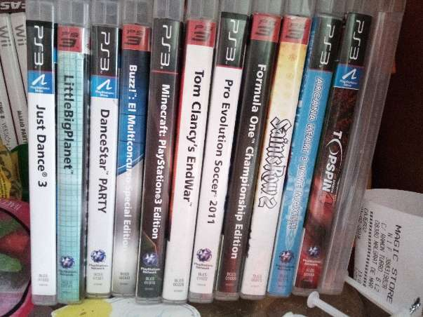 Imagen producto Juegos videoconsola 1