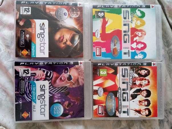 Imagen producto Juegos videoconsola 3