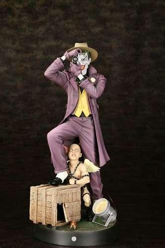 Imagen Figura Joker kotobukiya Batman La broma asesina
