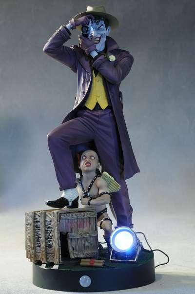 Imagen producto Figura Joker kotobukiya Batman La broma asesina 2