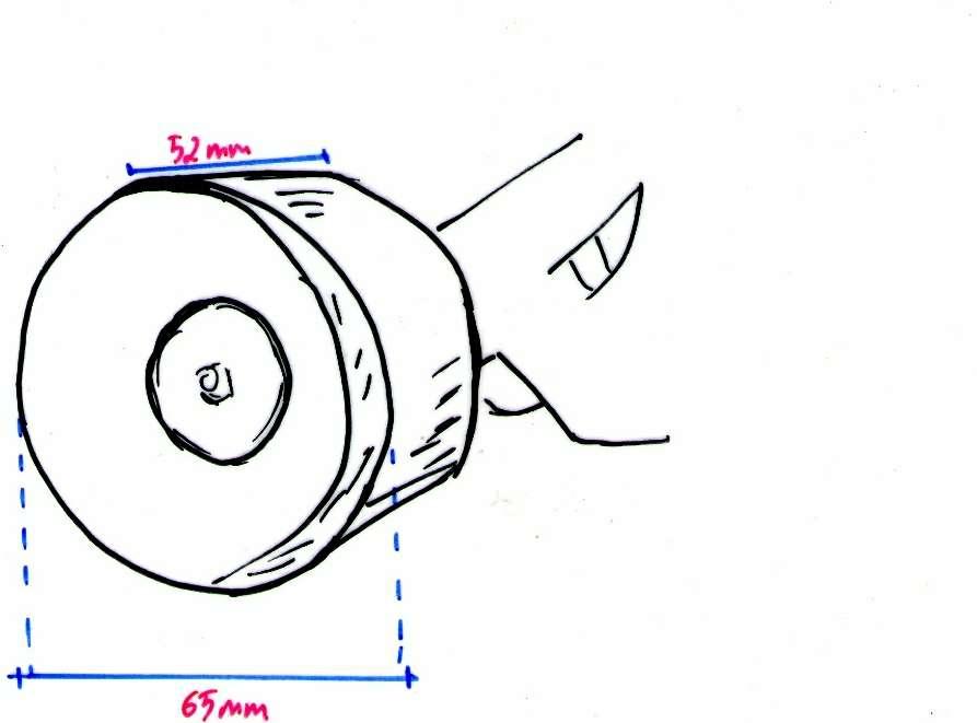 Imagen producto Skate Cruiser ManualBoard 6