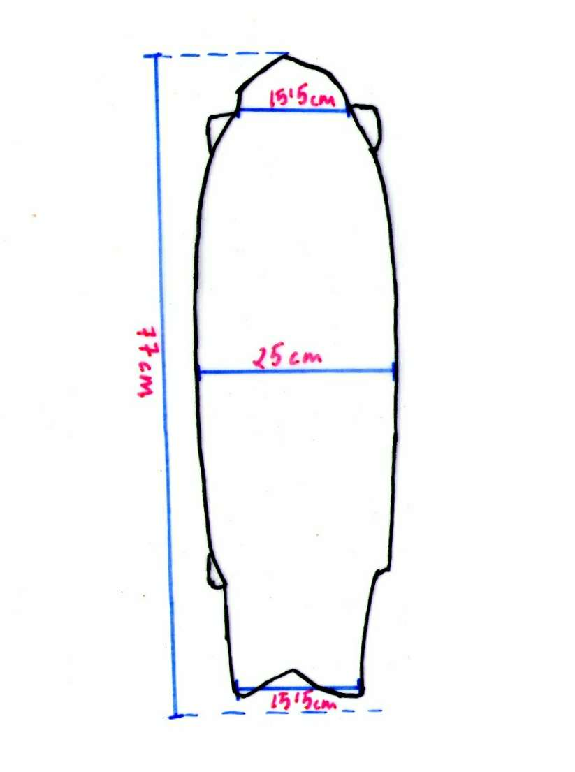 Imagen producto Skate Cruiser ManualBoard 7