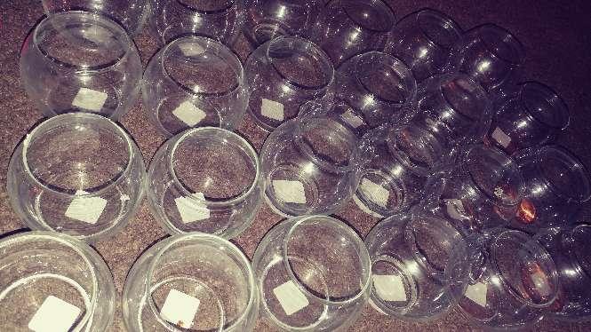 Imagen producto Son 24 frascos para recuerdo de mesa 2
