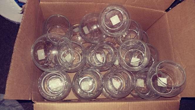 Imagen producto Son 24 frascos para recuerdo de mesa 3