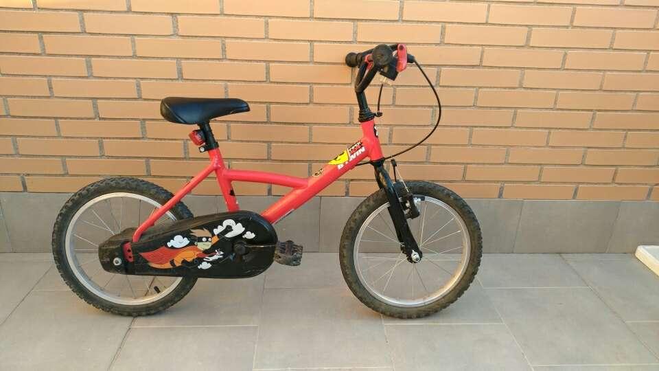 Imagen producto Bicicleta BTWIN para niño 3