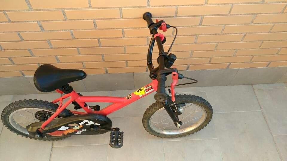 Imagen Bicicleta BTWIN para niño