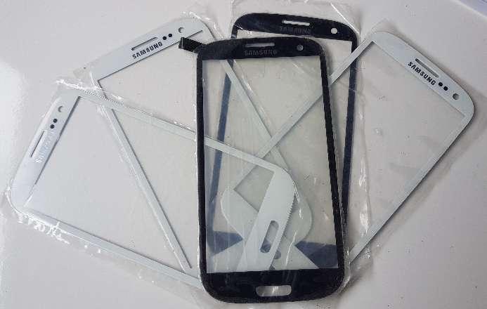 Imagen cristal Samsung galaxy s3