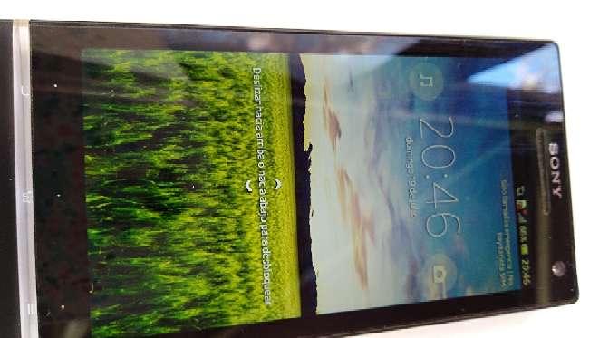 Imagen teléfono Sony Xperia