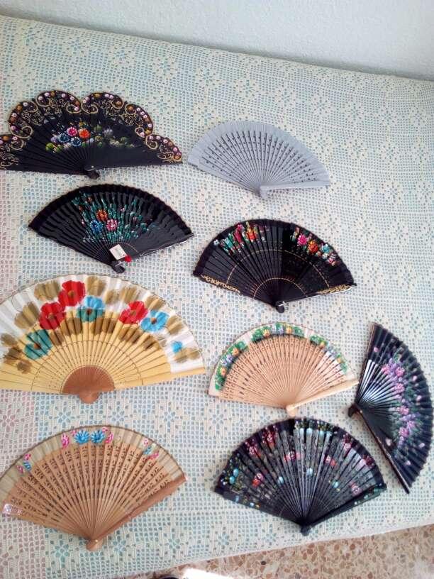 Imagen colección de abanicos