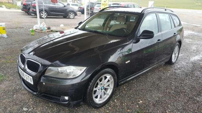 Imagen producto BMW Serie 318d tournig 2010 1