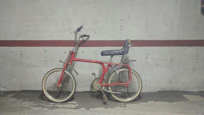 Imagen producto Bicicleta clasica 2