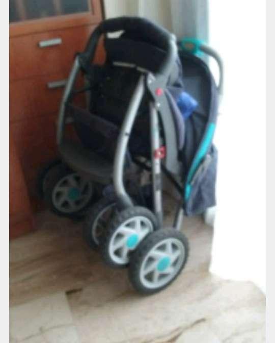 Imagen producto Carrito bebe + andador  2