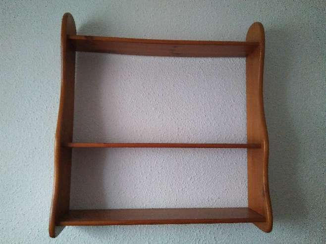 Imagen Estantería de madera