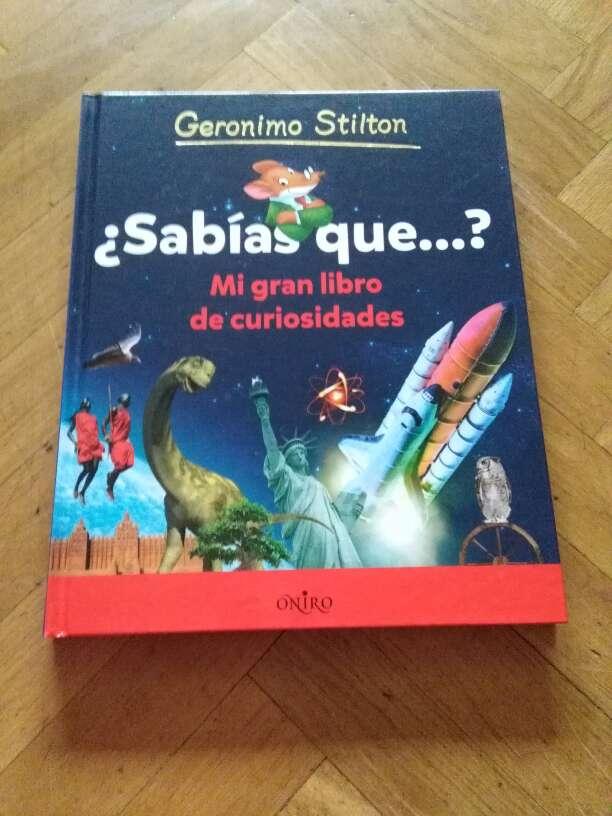 Imagen producto Libro Gerónimo Stilton 1