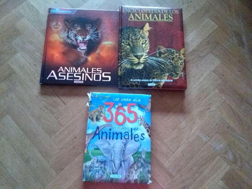 Imagen Libros animales