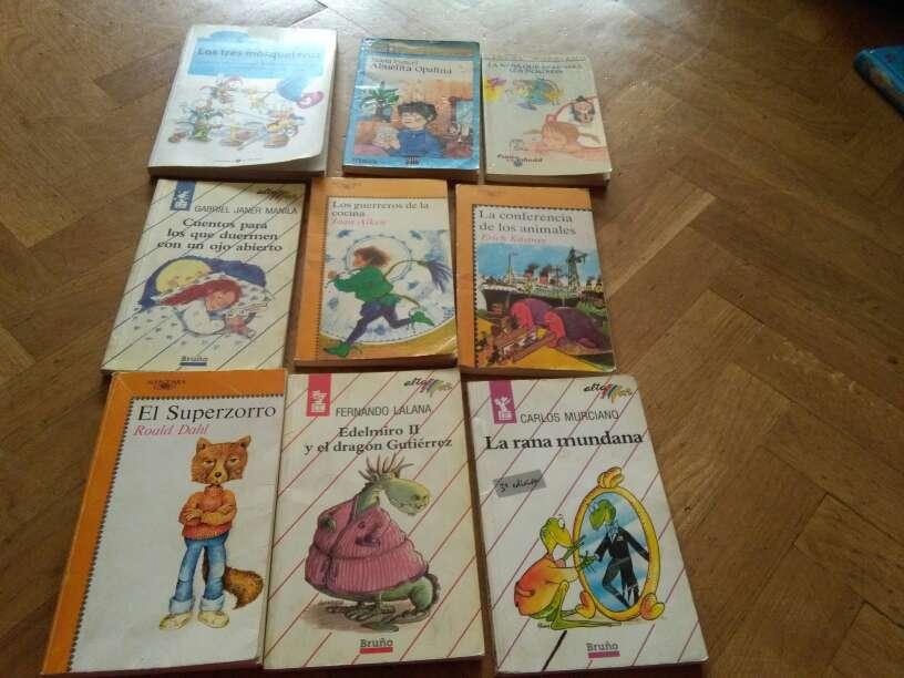 Imagen Lecturas desde 7 años