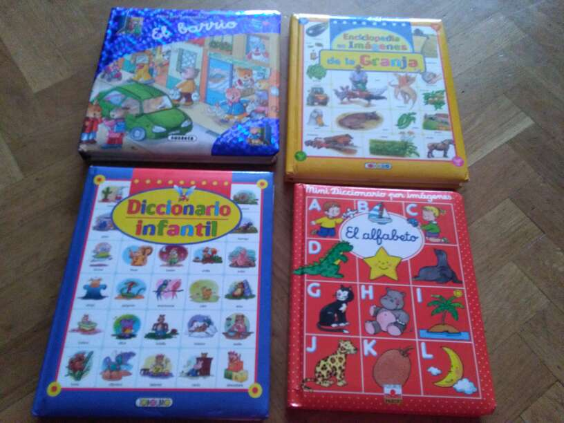 Imagen Libros infantiles