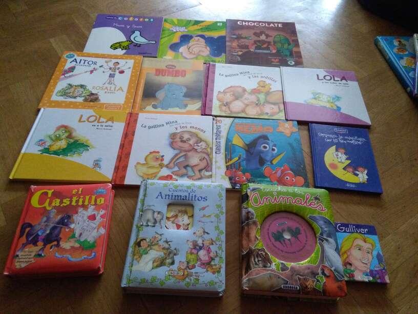 Imagen Lote Libros infantiles