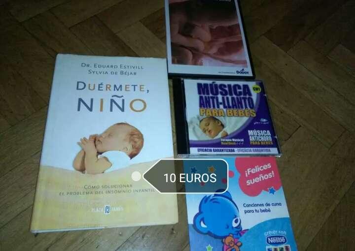 Imagen Duérmete niño y el libro de los nombres.