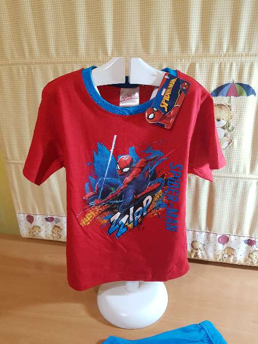 Imagen producto Pijama Spider-Man niño 2