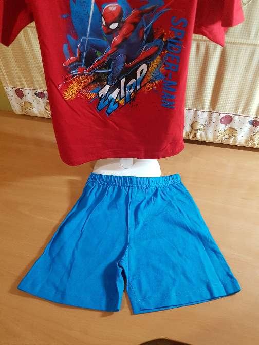 Imagen producto Pijama Spider-Man niño 3