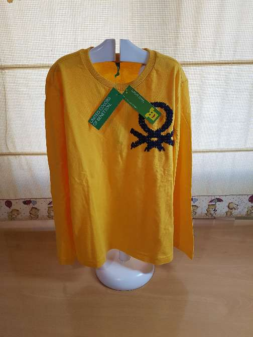 Imagen Camiseta Benetton niño