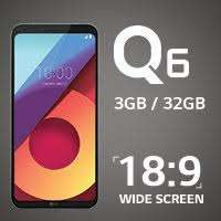 Imagen Lg q6 smart phone(3gp ram, 32gp rom)