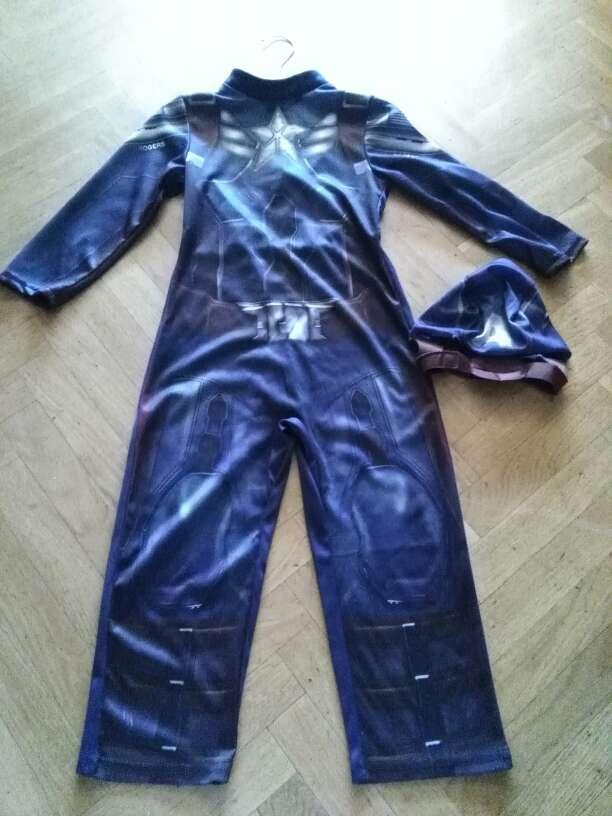 Imagen Disfraz Capitán América
