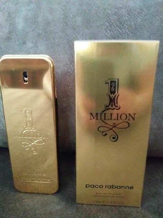 Imagen perfume paco rabanne.invistud.carolina herrera.y varios modelos preguntad