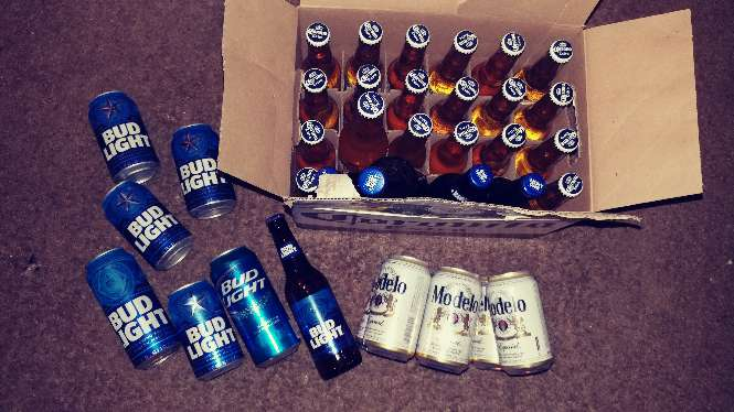 Imagen vendo estas cervesas