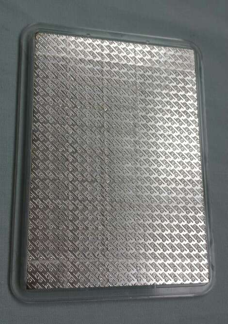 Imagen producto Caja de plata pura 999 de 50 gramos  3