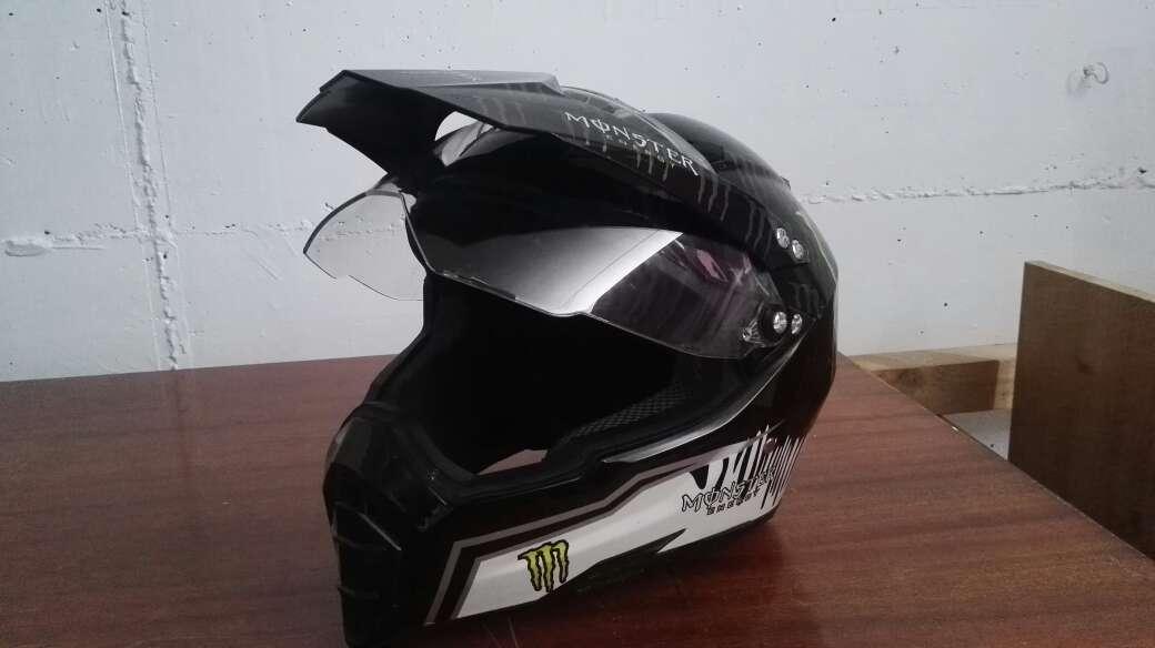 Imagen casco convertible