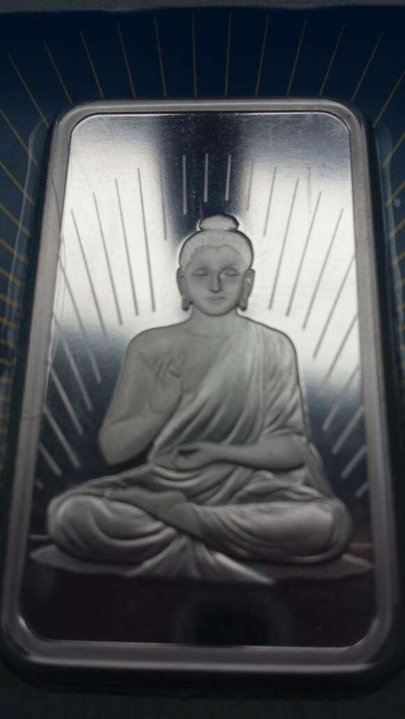 Imagen producto Lingotes de plata pura 999 PAMP SUISSE ( 3 lingotes de 1 onza troy ) 9