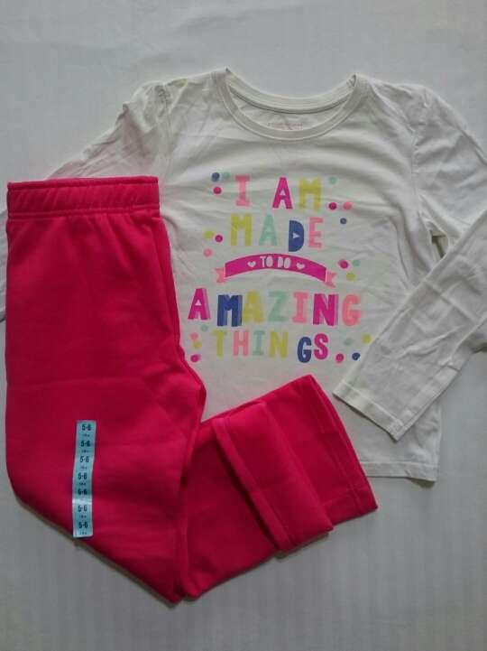 Imagen Nuevo Pantalón Chándal niña Y Regalo camiseta