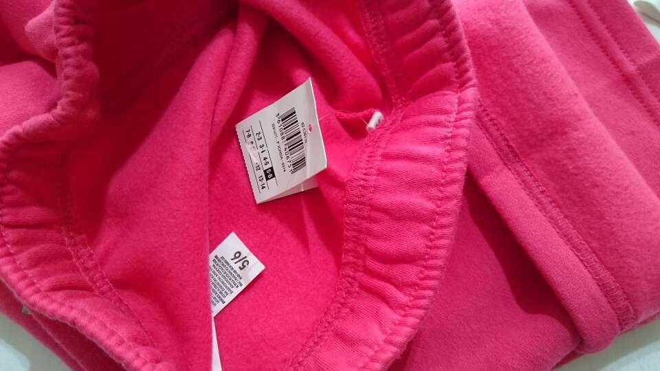 Imagen producto Nuevo Pantalón Chándal niña Y Regalo camiseta  2