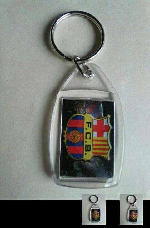 Imagen Llavero del Barça.
