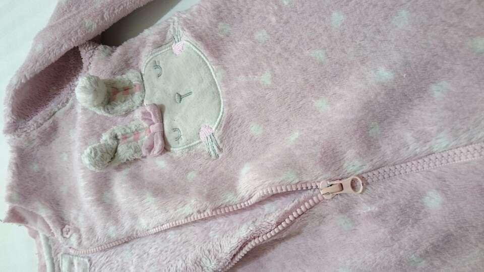 Imagen producto Pijama pelele de peluche  2