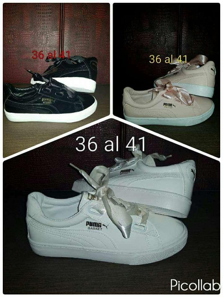 Imagen zapatillas varios modelos